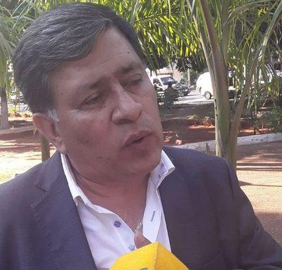 """Intendente de Lambaré asegura que proceso en su contra es """"un ataque político"""""""