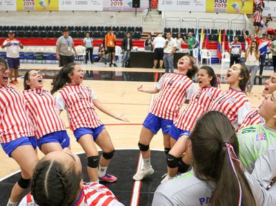 Paraguay cierra los Juegos Escolares con dos medallas más
