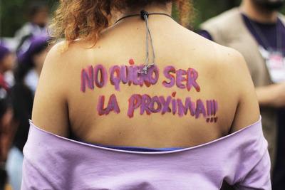 Un feminicidio cada 9,8 días en Paraguay, según estadísticas del 2019