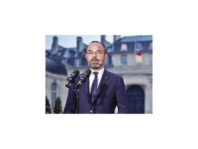 Gobierno francés se mantiene firme en reforma de pensiones