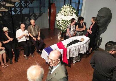"""""""Vivió feliz y quería morir en el Paraguay"""""""