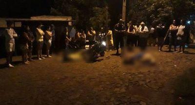 Feminicidio en CDE: asesinó de un balazo a su pareja tras ronda de tragos