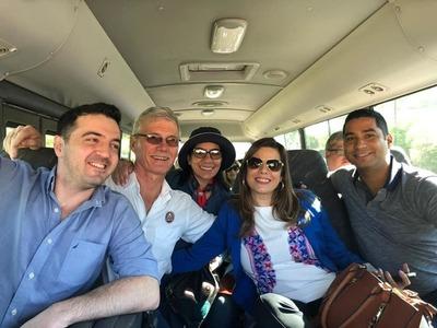 Parlamentarios realizaron tour por las cooperativas del Chaco