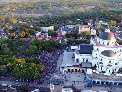Más de 800.000 fieles ya se hicieron presentes en Caacupé