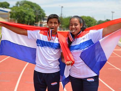 Así quedó el medallero de los Juegos Sudamericanos Escolares