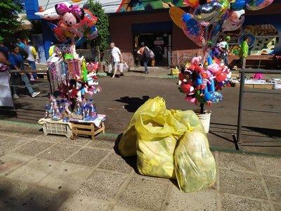 Recogen 100.000 kilos de basura en la Villa Serrana