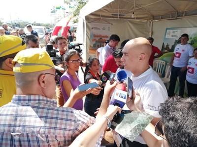 Operativo Caacupé: ministro resalta buena organización del dispositivo de salud