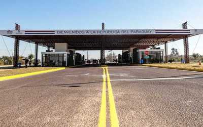 Paso fronterizo Ayolas-Ituzaingó estará cerrado el lunes por trabajos de mantenimiento