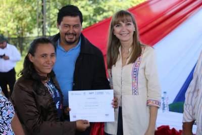 Cursos del SNPP beneficiaron a casi 500 pobladores de Ypejhú