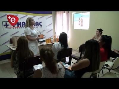 PHARMAC DESARROLLÓ JORNADA DE CAPACITACIÓN SOBRE PROTECCIÓN SOCIAL FACIAL Y CORPORAL