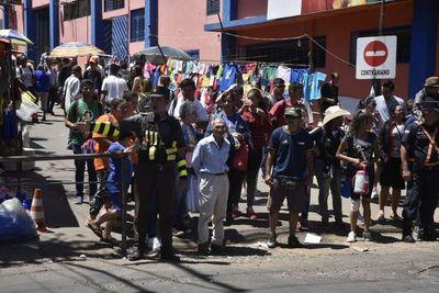 Operativo Caacupé deja cerca de G. 800 millones a la Municipalidad
