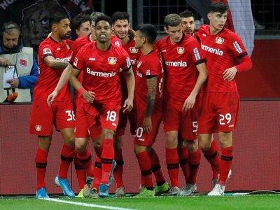 Lucas Alario mete al Leverkusen en Europa de donde sale el Bayern Múnich