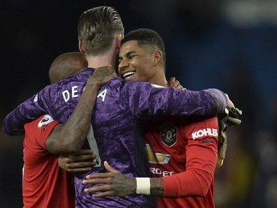 El mejor United en años deja al City a 14 puntos del Liverpool