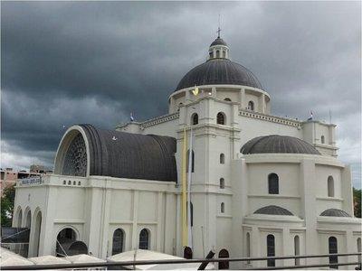 Tormentas eléctricas afectarán a Caacupé este domingo