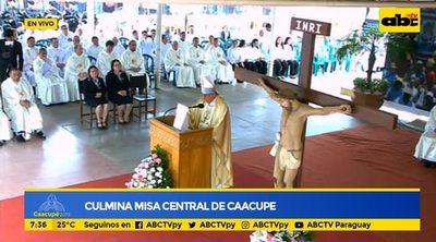 Monseñor Valenzuela: Carta al pueblo