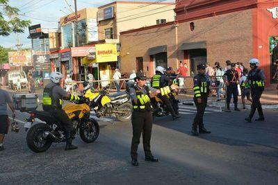 Operativo Caacupé dejó 113 conductores demorados por ebriedad