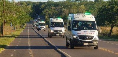 Salud atendió a 16.228 peregrinos
