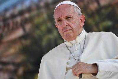 """Papa Francisco afirma que la """"corrupción del corazón"""" es """"el peligro más grave"""""""