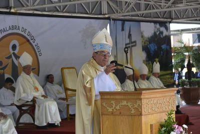 Monseñor Valenzuela omboty misa otakývo pokarê, tekotevê ha tugguy pochy rehe