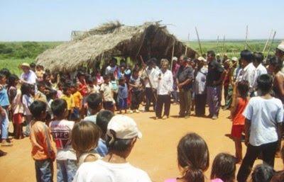 Asesinan a un indígena en Yby Yaú