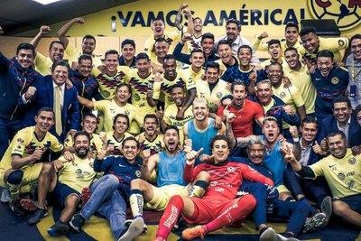 Con Valdez y Sánchez, America remonta y jugará la final mexicana