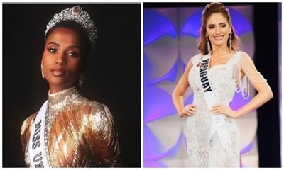 Paraguay, sin pena ni gloria en el Miss Universo