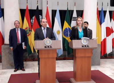 Paraguay y Brasil concluyen positivamente acuerdo automotriz