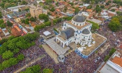 HOY / Fiesta de Caacupé dejó saldo de 1.500.000 visitantes y movimiento económico de US$ 2 millones
