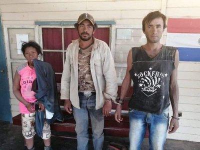 Detienen a supuestos autores de homicidio en Alto Paraguay