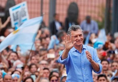 Macri deja Argentina con superávit fiscal primario, según datos oficiales » Ñanduti