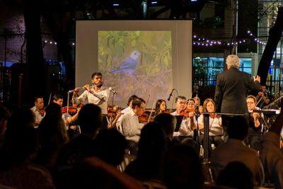 """Suena """"Música para volar"""", hoy en la Plaza Uruguaya"""