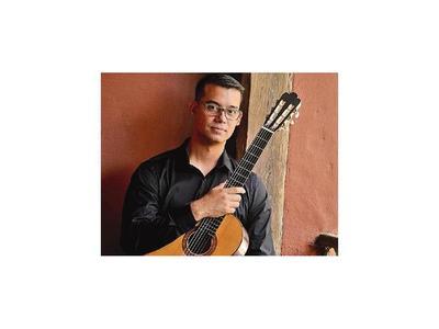 José Carlos Cabrera presenta un disco dedicado a Mangoré