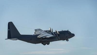Desapareció avión militar chileno con 38 personas a bordo