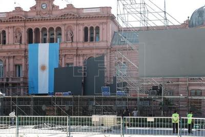Argentina inicia la cuenta atrás para investir a Alberto Fernández como presidente