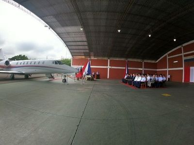 Taiwán dona avión oficial para vuelos presidenciales