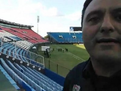 """Policía será sumariado por tratar a Cerro de """"25 pagantes"""""""
