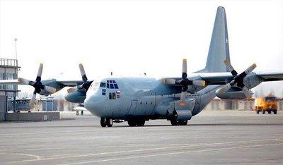 Avión militar chileno desapareció rumbo a la Antártida