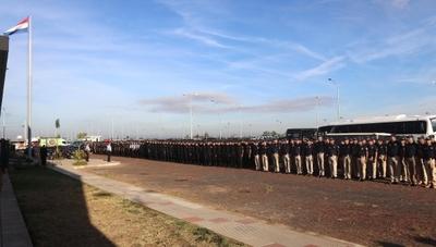 Policía pone en marcha operativo «Fiestas Seguras»
