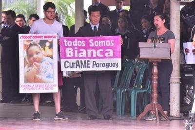 Familiares de niñas con AME siguen buscando fondos