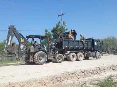 Mejoramiento de camino en Alto Paraguay beneficiará a 10.000 habitantes