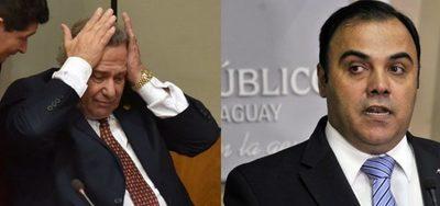 EEUU pone la cruz a González Daher y Díaz Verón