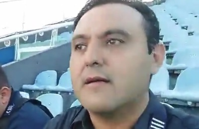 "Sumarian a policía que llamó ""25 pagantes"" a Cerro Porteño"
