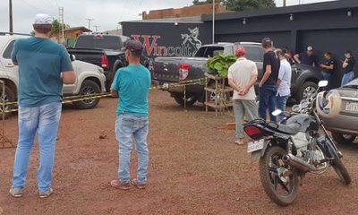 Delincuente es abatido tras un intento de asalto en San Cristóbal