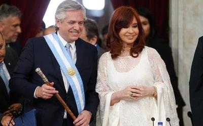 El peronista Alberto Fernández asume como presidente de Argentina