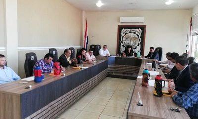 Aprueban construcción irregular de estación de servicio en Minga Guazú