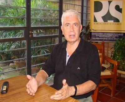 Ricardo Rodríguez Silvero, nombrado asesor especial de la Itaipú