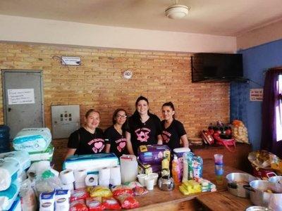 Voluntarios piden donaciones de pan dulce para pacientes del Incán