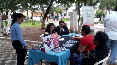 """San Pedro: brindan servicios por """"Día Internacional de los Derechos Humanos"""""""