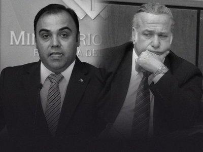 EE.UU. prohíbe la entrada a González Daher y Díaz Verón