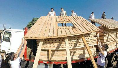 Techo Paraguay invita a jóvenes a construir casas en Minga Guazú